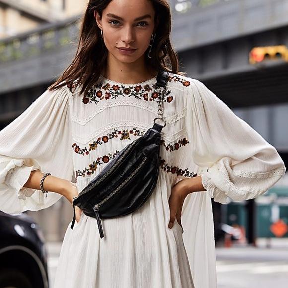 Free People Handbags - Free People Riley Chain Belt Bag